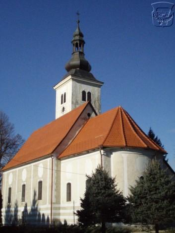 župna crkva u Pešćenici