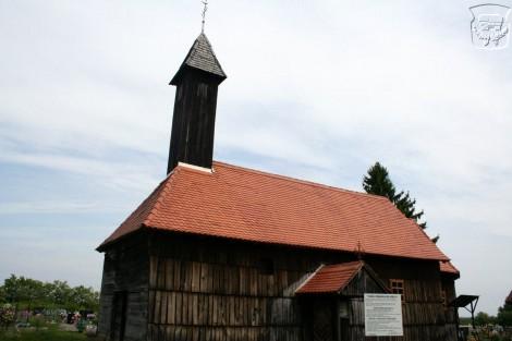zaštićena kapelica u Cerju