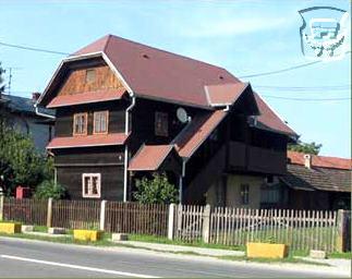 Tradicionalne Hrvatske drvene kuće Lekenik-cardak