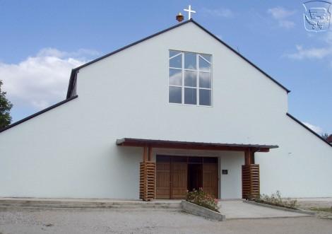 crkva Presvetog Trojstva u Lekeniku