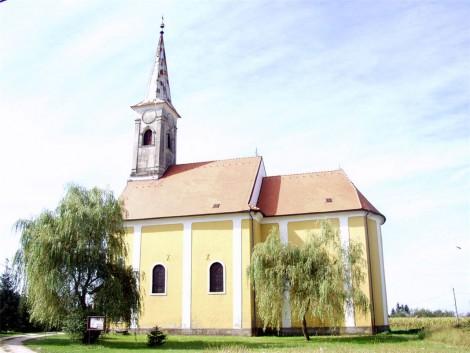 crkva u žažini